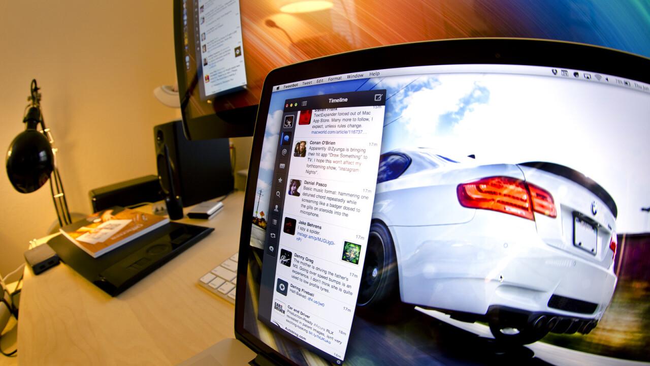Tapbots designer shows off first screenshot of Tweetbot for Mac on Retina MacBook Pro