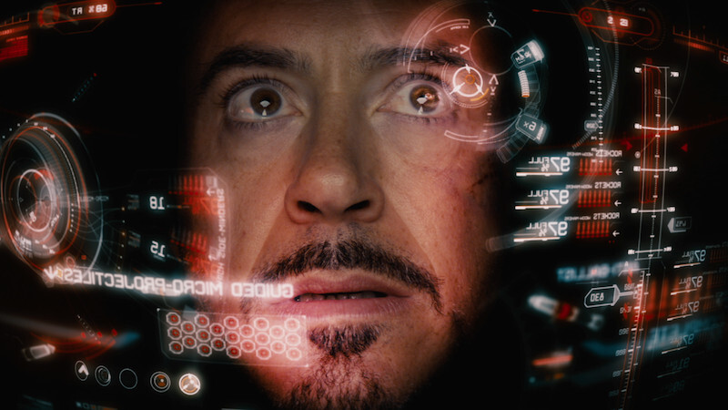Jayse Hansen on creating UI for The Avengers, touch control, holograms, Galaga and Project Glass