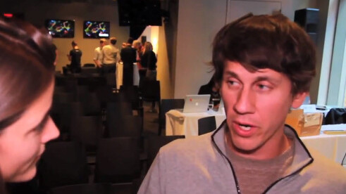 """Dennis Crowley of Foursquare: """"I've never worked on a product as well received as 5.0"""""""