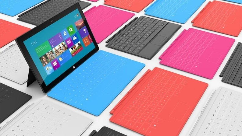 The Microsoft Surface launch: A display of simultaneous winning and failure