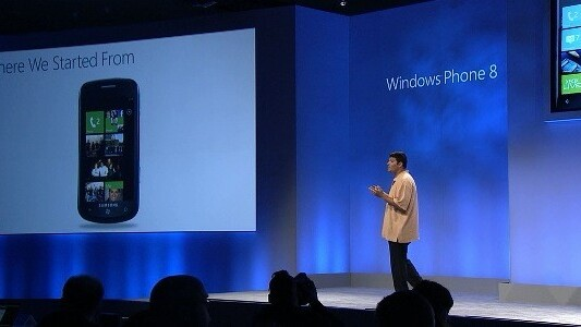 Microsoft announces Windows Phone 8, shares code core with Windows 8, ships this fall