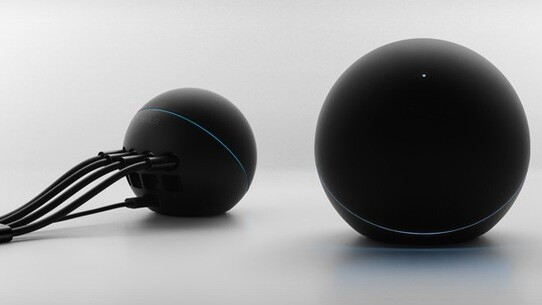 """Google leaks the """"Nexus Q"""" ahead of I/O…but what is it?"""