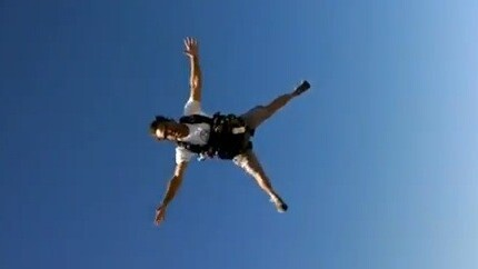 Missed Google's epic skydiving stunt? Watch it now. [Video]