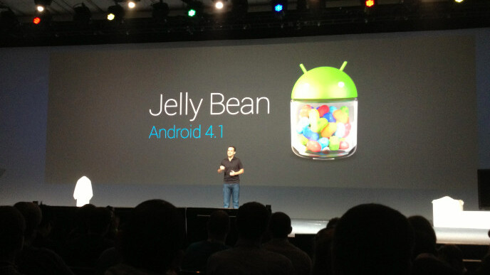 Google announces Android 4.1 Jelly Bean, with Project Butter visuals and new Search, mid-July
