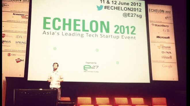 Here are 9 Asia-based startups we couldn't fail to notice at Echelon 2012