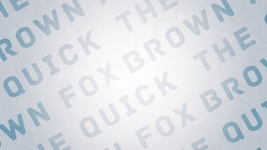 27 new typefaces released last month that you need to know about