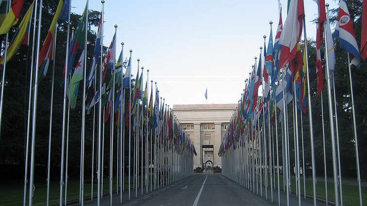The UN calls for individuals to have the same rights online as off