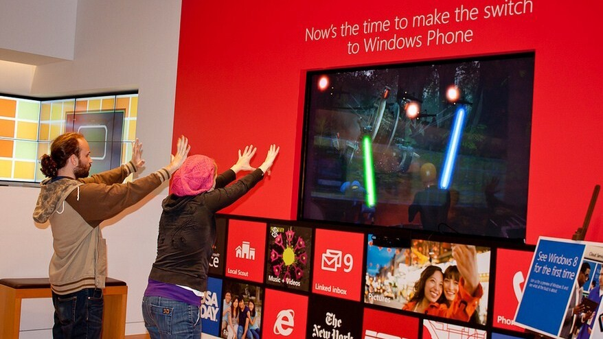 44 Microsoft stores by mid-2013? Yeah, that's not going to be enough