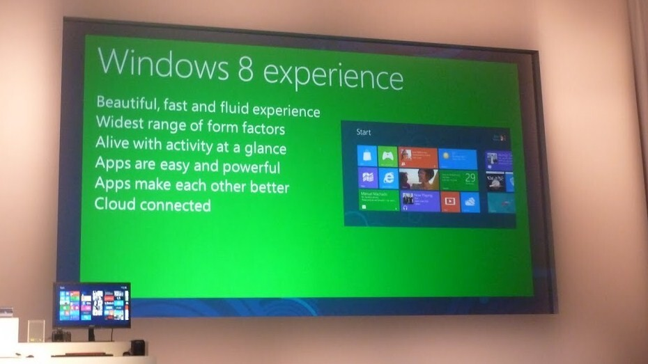 Microsoft confirms Windows 8 will go on sale from October 26