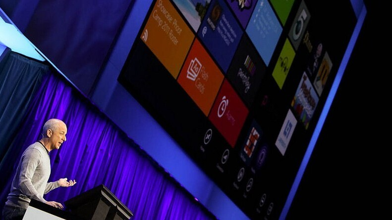 Its RTM build approaching, Windows 8 shows up in Microsoft's Volume License Service Center