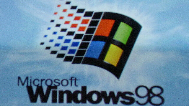 Windows 98 Never Sounded So Beautiful