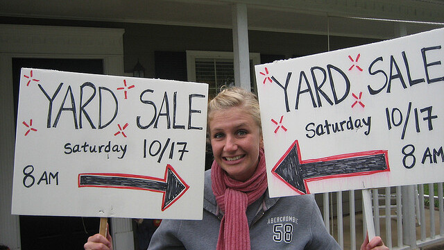 Yardsale for iOS might be the quickest way to sell all of the stuff sitting around your house
