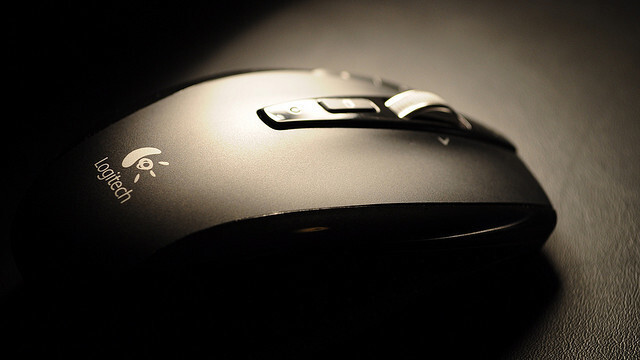 The guy who invented the mouse must be loaded, right? Wrong.