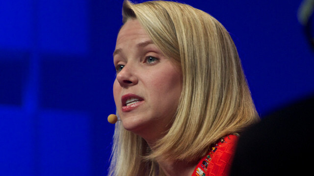 Here's a sign that Yahoo! employees are hopeful about Marissa Mayer's hire