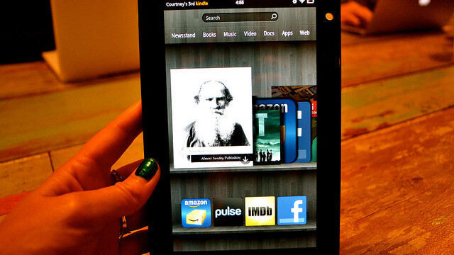 Amazon launches GameCircle for Kindle Fire to rival Apple's Game Center