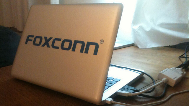 Foxconn's plan to build a factory in Indonesia is reportedly delayed due to regulatory issues