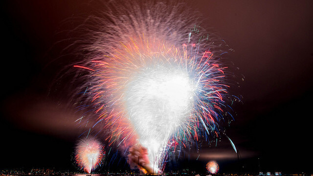San Diego's July 4th fireworks were full of fail, but inadvertently spectacular [Video]