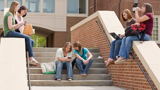 Tapingo, a mobile payment service for college students, raises $3.5m from Carmel