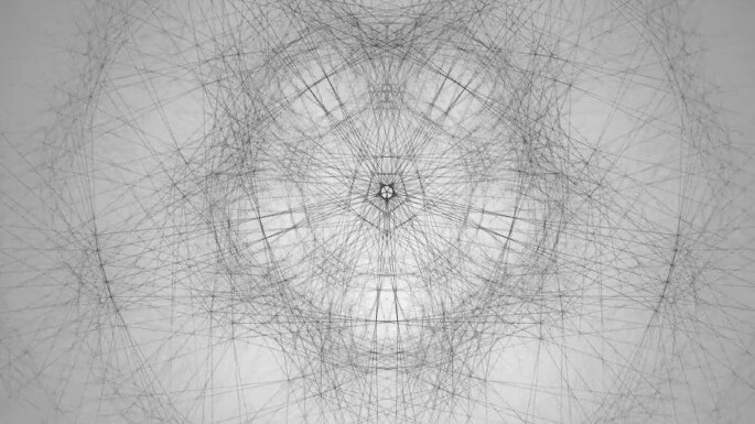 If you like programming and fine art, you will love Raven Kwok's work made with Processing
