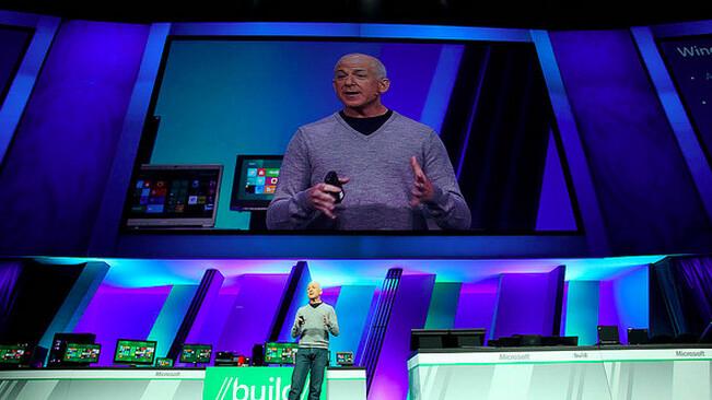 This week at Microsoft: Losses, Windows Phone, and Office 2013