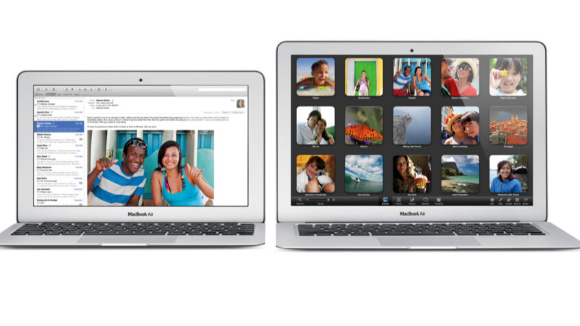 Apple firmware update brings Mountain Lion's Power Nap feature to Mid-2011 MacBook Airs