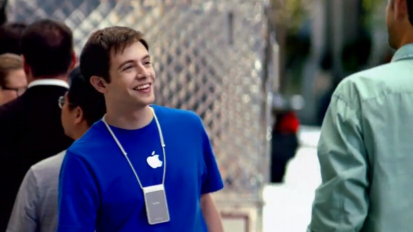 Apple kicks off new Genius-centered TV campaign during London Olympics Opening Ceremonies