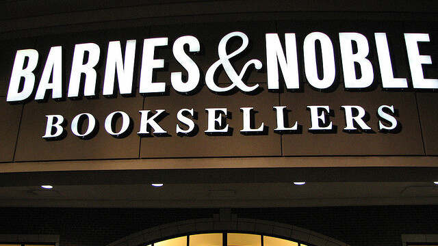 Barnes & Noble confirms it will spin out its Nook ebook business as a separate company in 2015