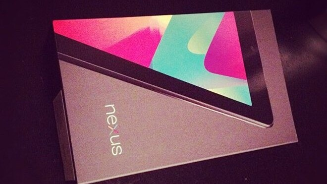 Asus announces Nexus 7 tablet coming to India in November
