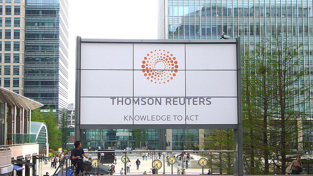 Thomson Reuters snaps up online brand protection giant MarkMonitor