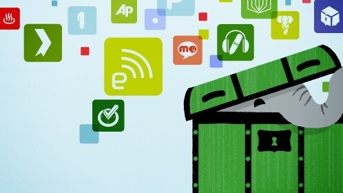 Evernote for Windows gets an update: Account switching, LinkedIn sharing and more