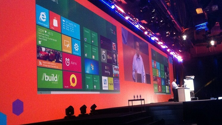 Microsoft's Windows RT vision: 'Always on' devices and next-gen trackpads