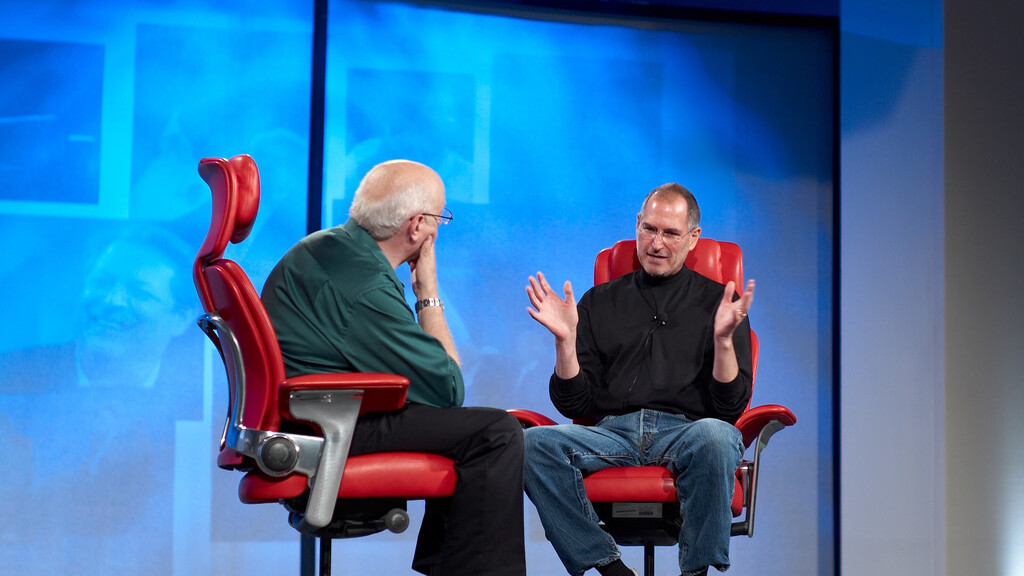 The Apple patent Steve Jobs fought hard to protect, and his connection to its inventor