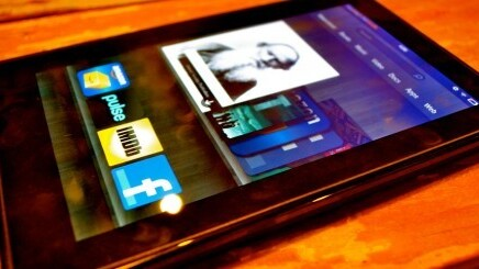 Possible image of the next Amazon Kindle Fire, Kindle 'Paperwhite' surfaces