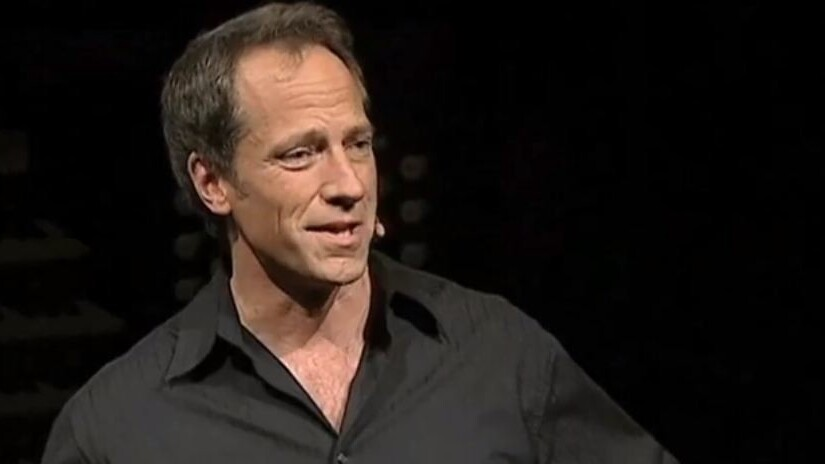 "Discovery Channel's Mike Rowe – ""Innovation without imitation is a waste of time"""