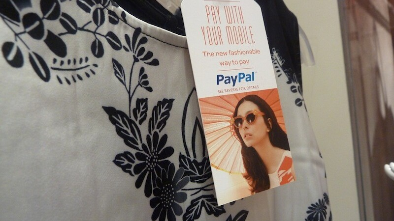 PayPal gives its Android app a new look, adds payment card scanning and PayPal Here merchant search