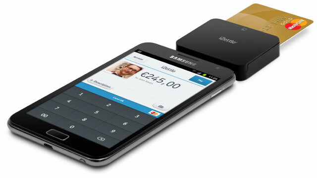 Square rival iZettle launches Samsung-only Android app in Sweden; Visa dispute remains unresolved