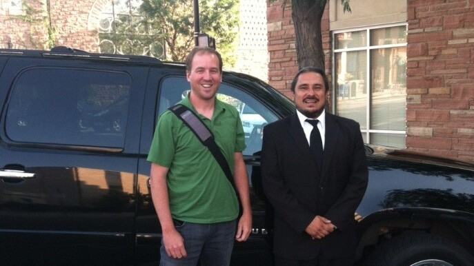 Uber launches its on-demand car service in Boulder and Denver
