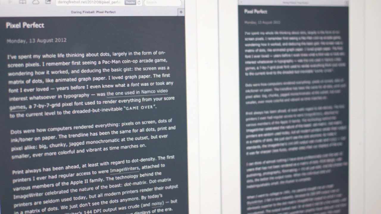 Why I wish Apple's iPad mini was going to have a widescreen display
