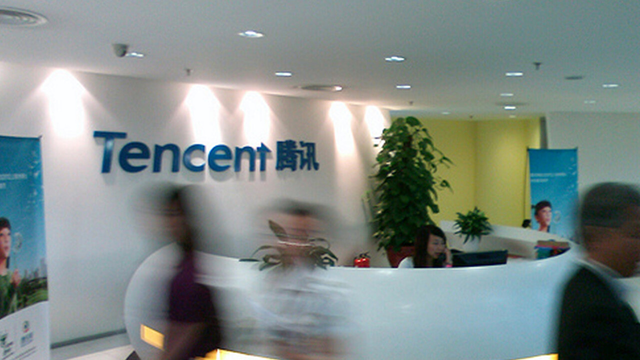 With 30 million paying QQ members, Tencent looks to emerging markets for growth