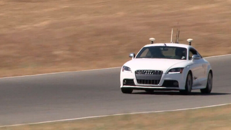 Check out Stanford's latest work with robotic racecars