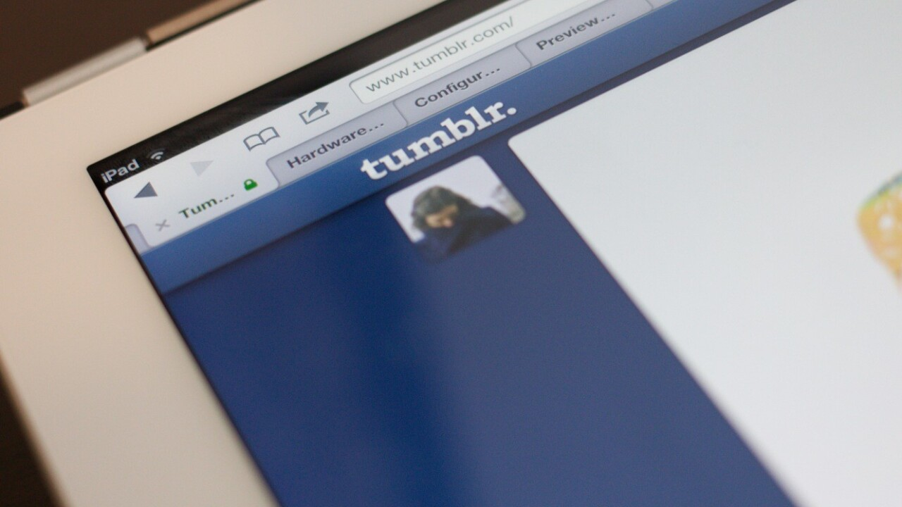 Tumblr becomes next property after Instagram to have Twitter friend-finding privileges revoked