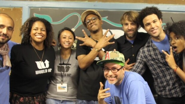 Tech, hip hop and crowdfunding: World Up turns to Indiegogo to unlock Mozilla Foundation cash