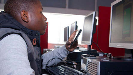 London's Silicon Roundabout encourages youngsters to get their code on at Devcamp