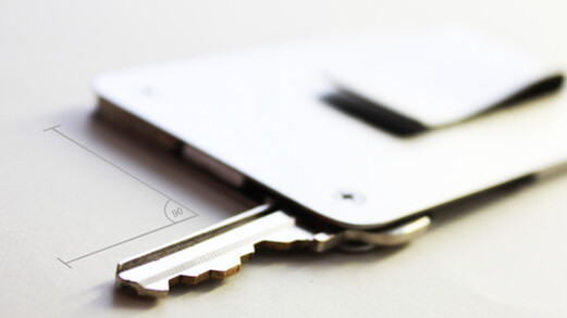 Awesome: Kickstarter Keylet brings your key and wallet together (and it's already funded)