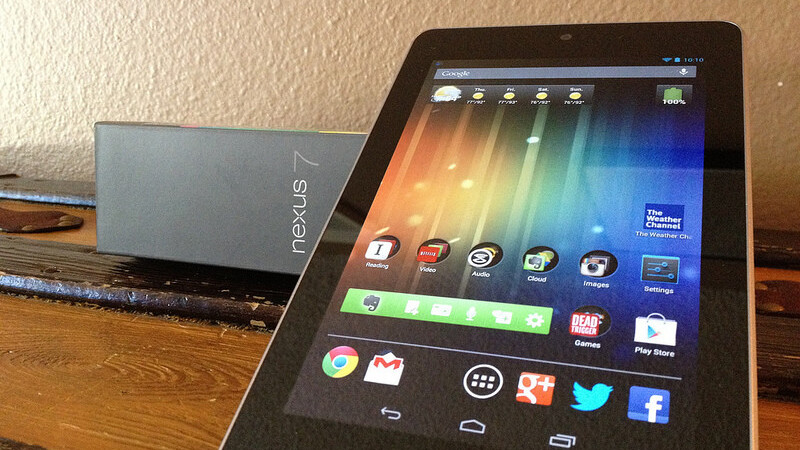 Chinese authorities are reportedly blocking the launch of Google's Nexus 7