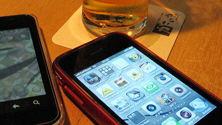 Impressive: Nearly two-thirds of South Koreans now own a smartphone