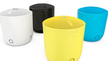 Nokia and Harman announce exclusive range of speakers for Lumia handsets