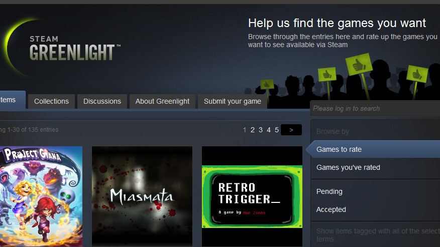 Say goodbye to Steam Greenlight — and hello to Steam Direct