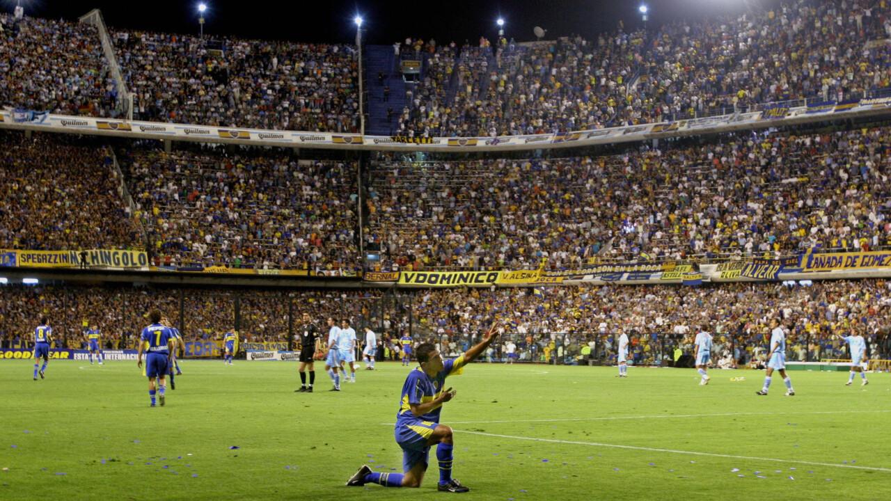 Argentine soccer club Boca Juniors brings optical fiber and high-speed wi-fi to its stadium