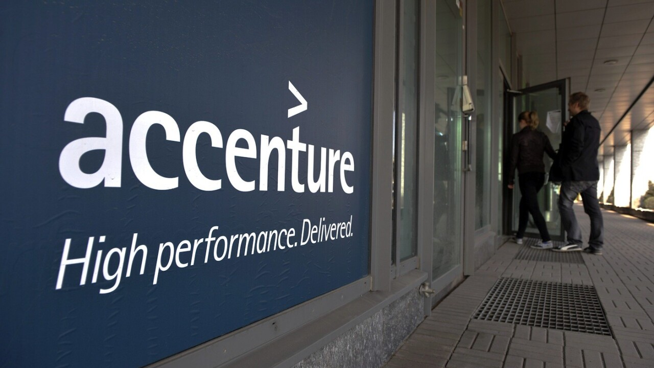 """Accenture acquires """"software and skills"""" of Nokia Siemens Networks' IPTV business; terms undisclosed"""